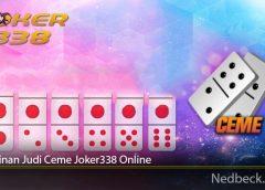 Permainan Judi Ceme Joker338 Online