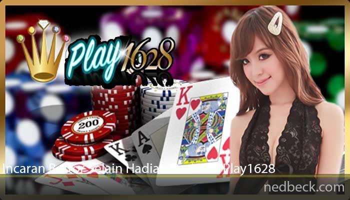 Incaran Bettor Selain Hadiah Dari Slot Play1628
